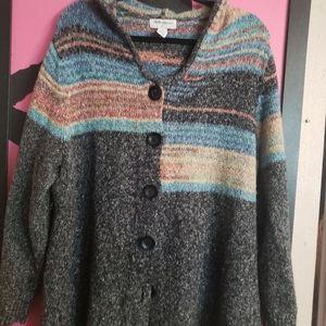 3x womens sweater